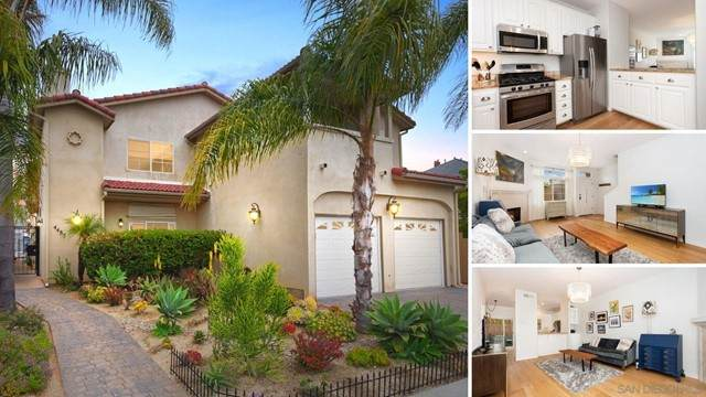 4485 Cleveland Ave #3, San Diego, CA 92116 (#210014375) :: Wahba Group Real Estate | Keller Williams Irvine