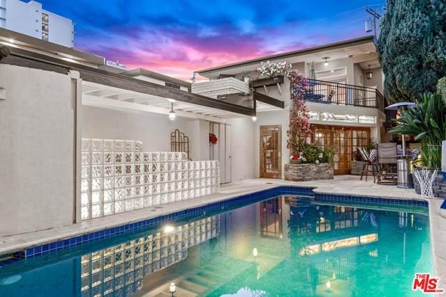 9015 Elevado Street, West Hollywood, CA 90069 (#21736248) :: Powerhouse Real Estate