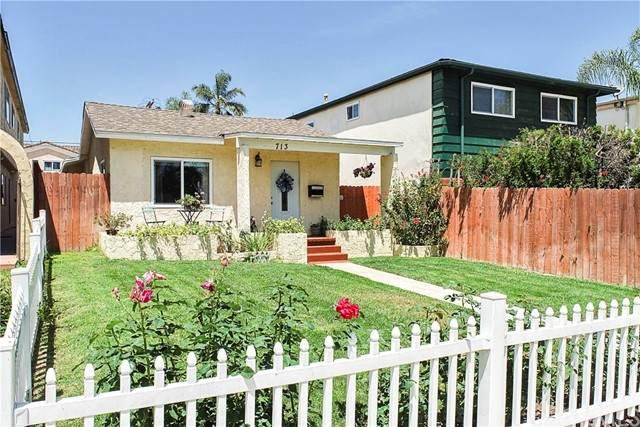 713 Amapola Avenue, Torrance, CA 90501 (#SB21112761) :: Berkshire Hathaway HomeServices California Properties