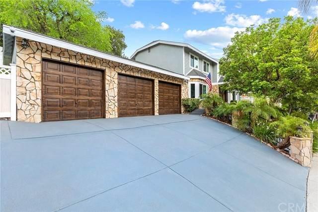 11906 Louise Avenue, Granada Hills, CA 91344 (MLS #OC21114094) :: Desert Area Homes For Sale