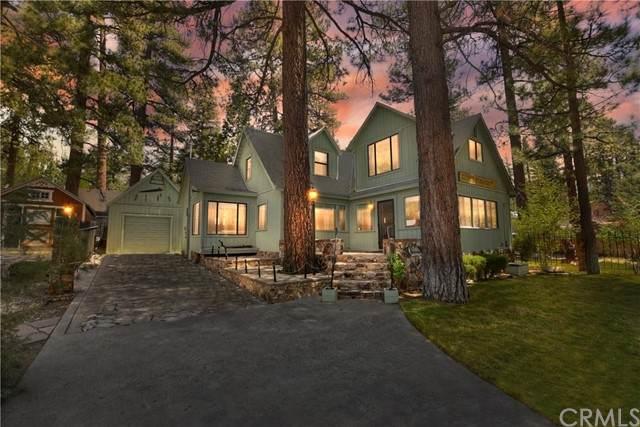 1101 Comanche Road, Fawnskin, CA 92333 (#EV21113238) :: Swack Real Estate Group | Keller Williams Realty Central Coast