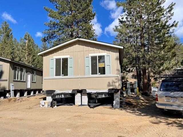 3740 Blackwood Road #30, South Lake Tahoe, CA 96150 (#ML81846066) :: Zen Ziejewski and Team