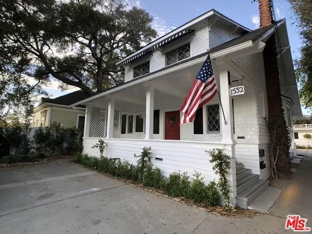 1532 Castillo Street, Santa Barbara, CA 93101 (#21737760) :: RE/MAX Empire Properties