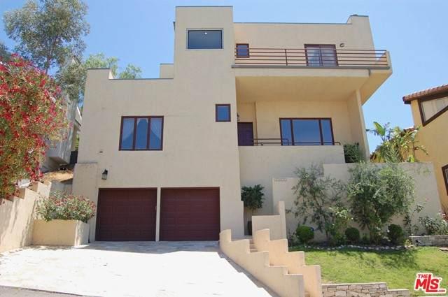 23630 Clover Trail, Calabasas, CA 91302 (MLS #21737486) :: Desert Area Homes For Sale