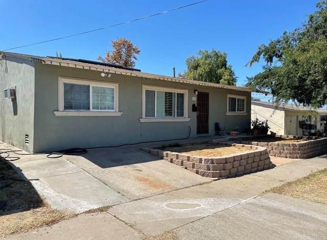 1175 Jud Street, San Diego, CA 92114 (#PTP2103647) :: Wahba Group Real Estate | Keller Williams Irvine