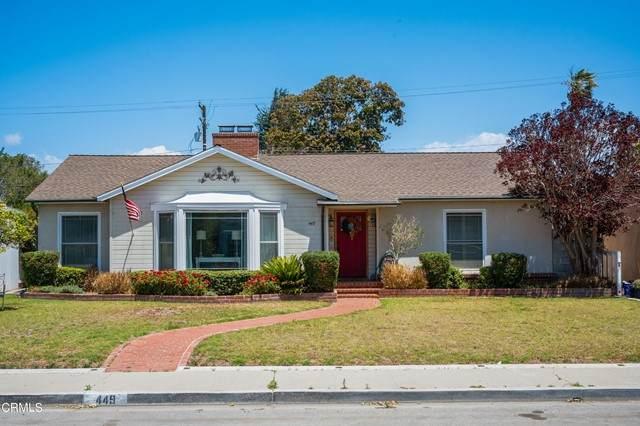 449 Doris Avenue, Oxnard, CA 93030 (#V1-6075) :: Swack Real Estate Group   Keller Williams Realty Central Coast