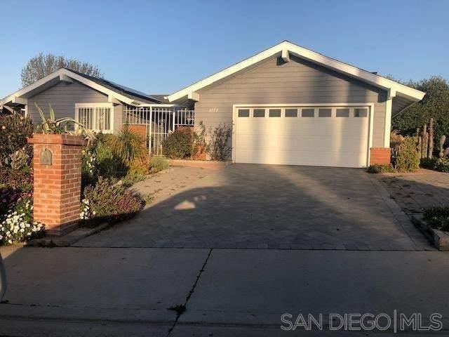 1173 Rathmoor St, El Cajon, CA 92020 (#210014502) :: Powerhouse Real Estate