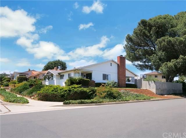 2704 Vista Mesa Drive, Rancho Palos Verdes, CA 90275 (#PV21098767) :: Compass
