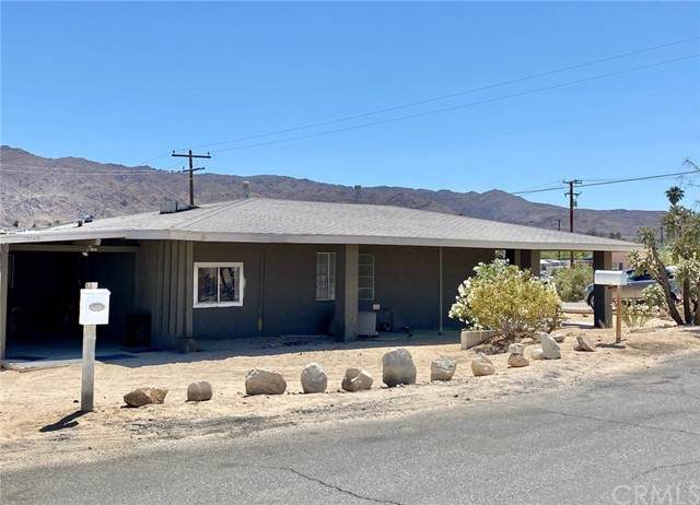 73757 Sunnyslope Drive, 29 Palms, CA 92277 (#OC21114697) :: The Marelly Group | Sentry Residential