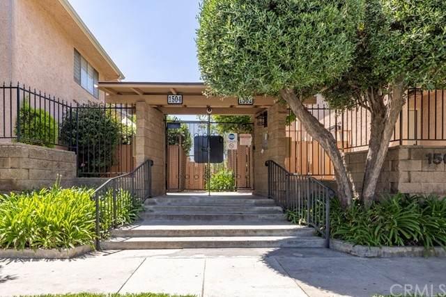 1502 Dixon Street C, Glendale, CA 91205 (#OC21113106) :: Wahba Group Real Estate | Keller Williams Irvine