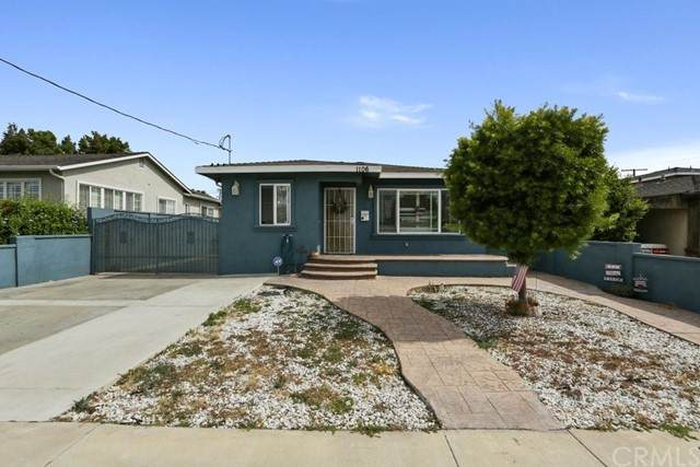 1106 W Don Street, Wilmington, CA 90744 (#PW21113153) :: Swack Real Estate Group | Keller Williams Realty Central Coast