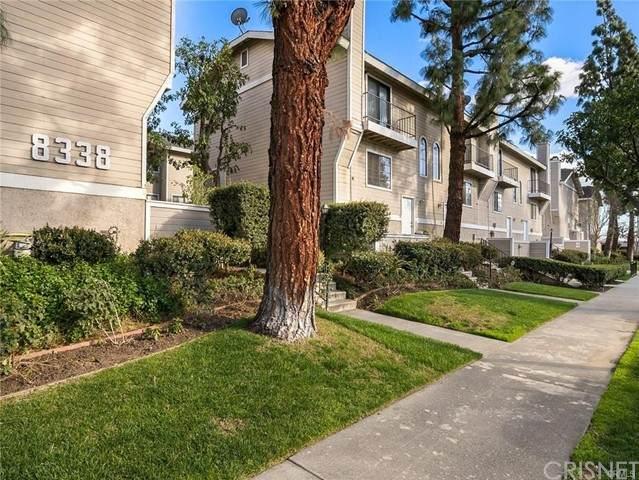 8338 Woodley Place #18, North Hills, CA 91343 (#SR21115099) :: Swack Real Estate Group   Keller Williams Realty Central Coast