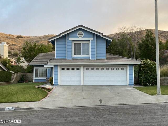 17713 Blackbrush Drive, Canyon Country, CA 91387 (#221002878) :: Swack Real Estate Group   Keller Williams Realty Central Coast