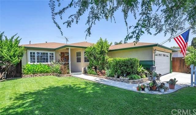 2355 249th Street, Lomita, CA 90717 (#SB21108181) :: Berkshire Hathaway HomeServices California Properties