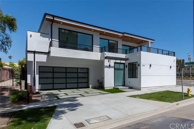 242 S Broadway, Redondo Beach, CA 90277 (#SB21089874) :: Zember Realty Group