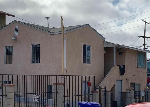 940 Melrose St, National City, CA 91950 (#PTP2103680) :: Powerhouse Real Estate