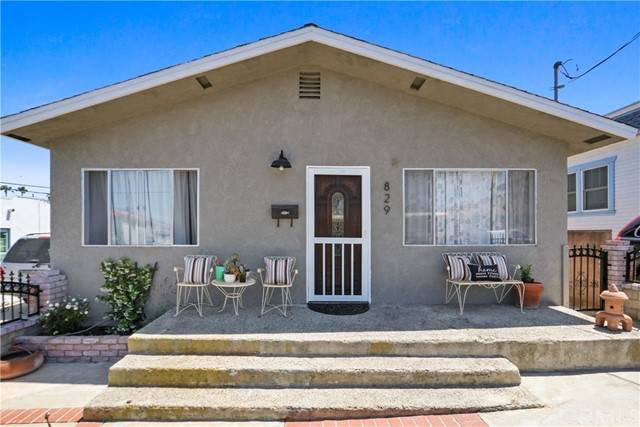 829 W 19th Street, San Pedro, CA 90731 (#PV21113803) :: Zember Realty Group