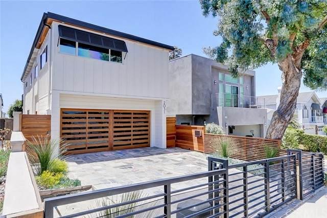 2031 Prospect Avenue, Hermosa Beach, CA 90254 (#SB21115483) :: Twiss Realty