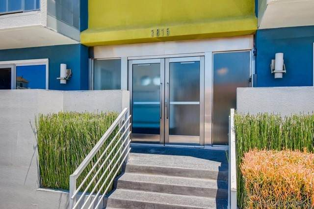 3815 3rd Ave #31, San Diego, CA 92103 (#210014606) :: Wahba Group Real Estate | Keller Williams Irvine