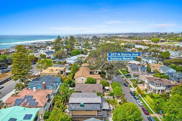 207 N Sierra, Solana Beach, CA 92075 (#PTP2103688) :: Berkshire Hathaway HomeServices California Properties