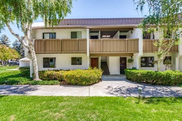 2201 Monroe Street #407, Santa Clara, CA 95050 (#ML81846392) :: Wahba Group Real Estate | Keller Williams Irvine