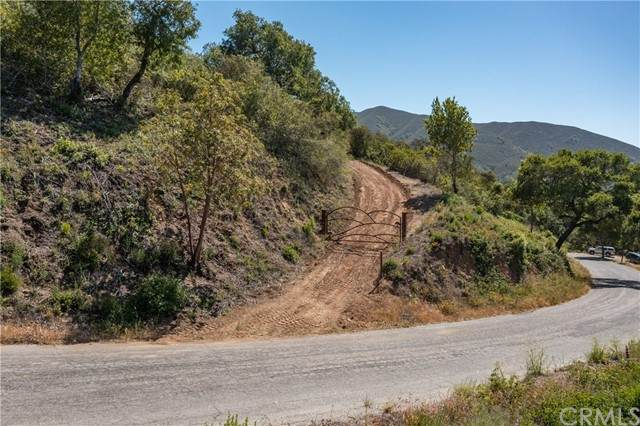 0 Toro Creek Road, Atascadero, CA 93422 (#NS21115138) :: The Marelly Group | Sentry Residential