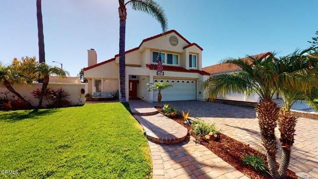6651 N Benwood Drive, Moorpark, CA 93021 (#V1-6107) :: Swack Real Estate Group | Keller Williams Realty Central Coast