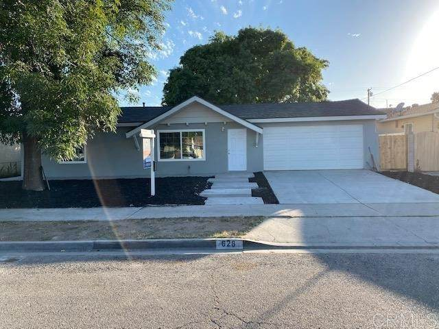 628 Parkbrook St, Spring Valley, CA 91977 (#PTP2103695) :: Powerhouse Real Estate
