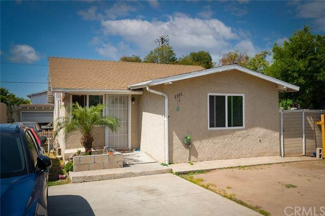 2728 Wabash Avenue, East Los Angeles, CA 90033 (#SW21112746) :: Berkshire Hathaway HomeServices California Properties
