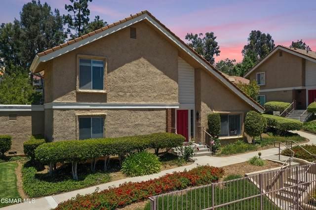 6264 Sunnycrest Drive, Oak Park, CA 91377 (#221002903) :: Swack Real Estate Group | Keller Williams Realty Central Coast