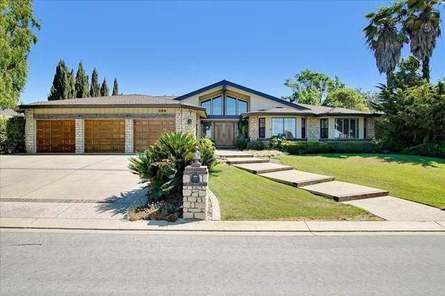 800 Ridgemark Drive, Hollister, CA 95023 (#ML81846491) :: Mainstreet Realtors®