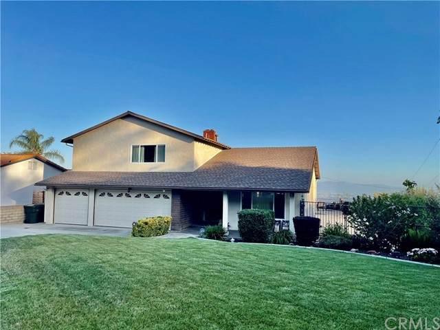 8907 Caballero Drive, Rancho Cucamonga, CA 91737 (#PW21116127) :: RE/MAX Masters