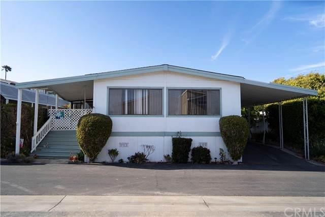 2275 W 25th Street #134, San Pedro, CA 90732 (#SB21115939) :: Wahba Group Real Estate | Keller Williams Irvine