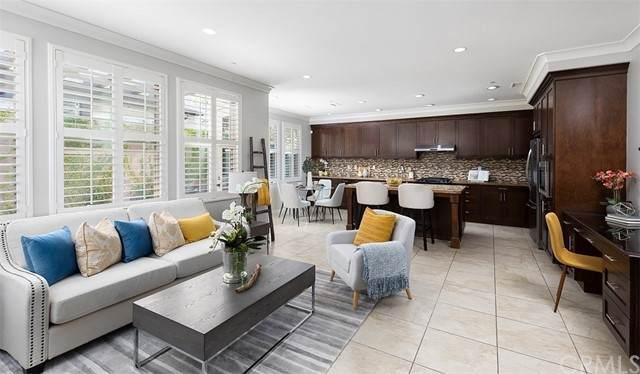 25 Peach Blossom, Irvine, CA 92618 (MLS #OC21113509) :: Desert Area Homes For Sale