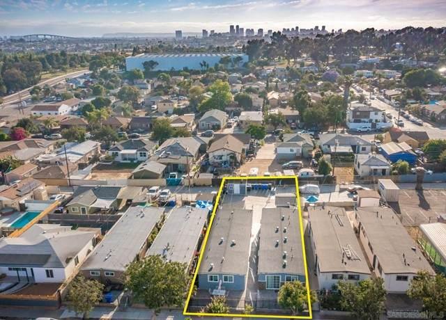 726 732 Raven Street, San Diego, CA 92102 (#210014722) :: Wahba Group Real Estate | Keller Williams Irvine
