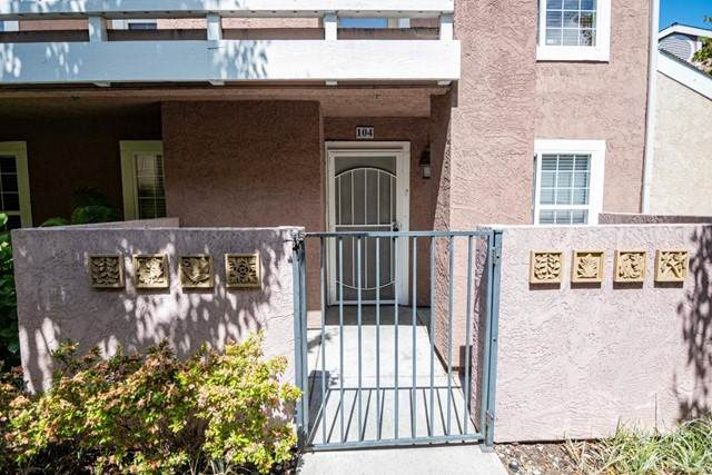 631 El Camino Real #104, Sunnyvale, CA 94087 (#ML81846538) :: Powerhouse Real Estate