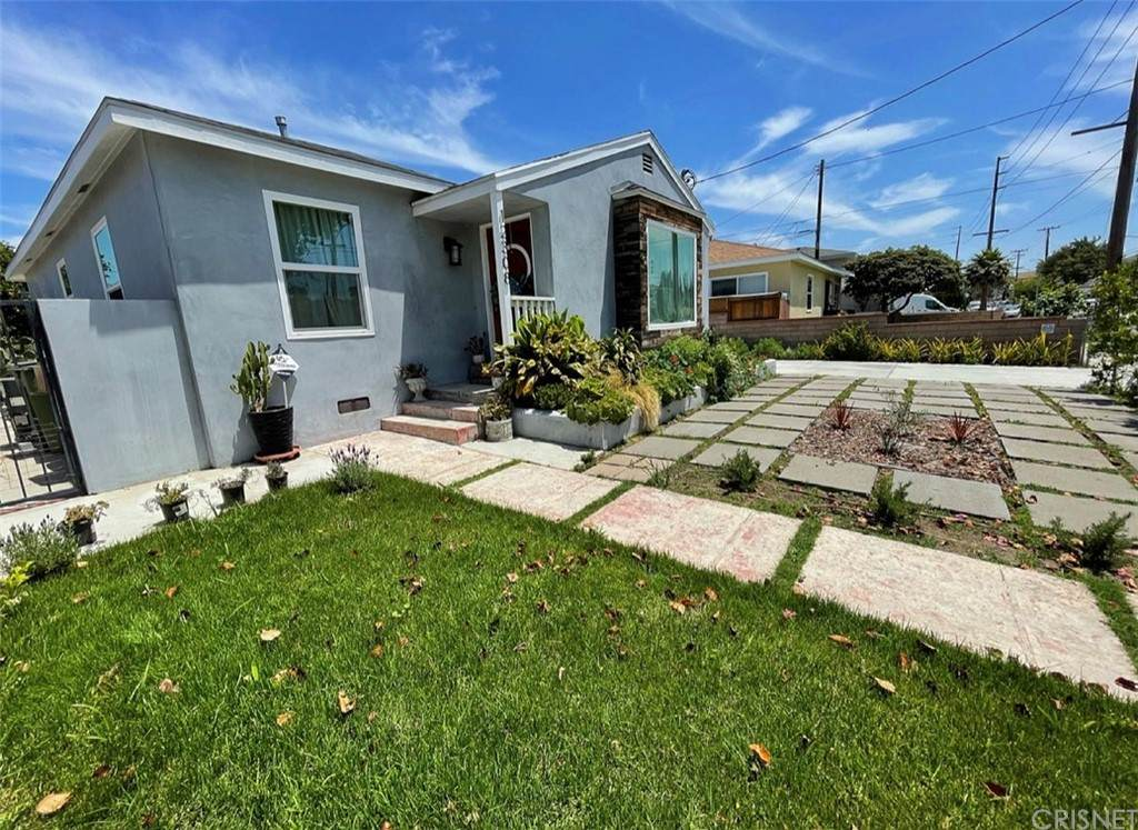 12308 Freeman Avenue, Hawthorne, CA 90250 (#SR21115620) :: Swack Real Estate Group | Keller Williams Realty Central Coast