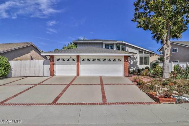 2878 Calendula Court, Thousand Oaks, CA 91360 (#221002913) :: Wahba Group Real Estate | Keller Williams Irvine