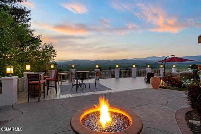1074 Deseo Avenue, Camarillo, CA 93010 (#221002914) :: Wahba Group Real Estate | Keller Williams Irvine