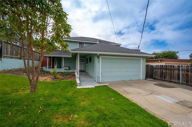 1591 16th Street, Los Osos, CA 93402 (#SC21116488) :: Compass
