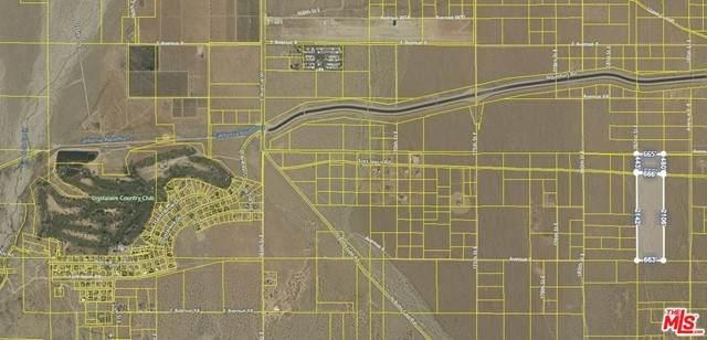 0 183 St. E And Forth Tejon Rd., Llano, CA 93544 (MLS #21740380) :: Desert Area Homes For Sale