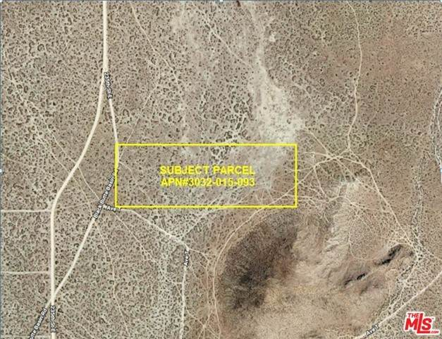 0 235th St. E And Ave. T, Palmdale, CA 93591 (MLS #21740428) :: Desert Area Homes For Sale