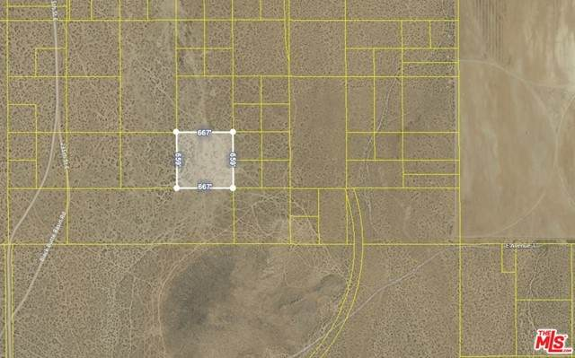 0 237th St. E And Ave. S-12, Palmdale, CA 93591 (MLS #21740464) :: Desert Area Homes For Sale