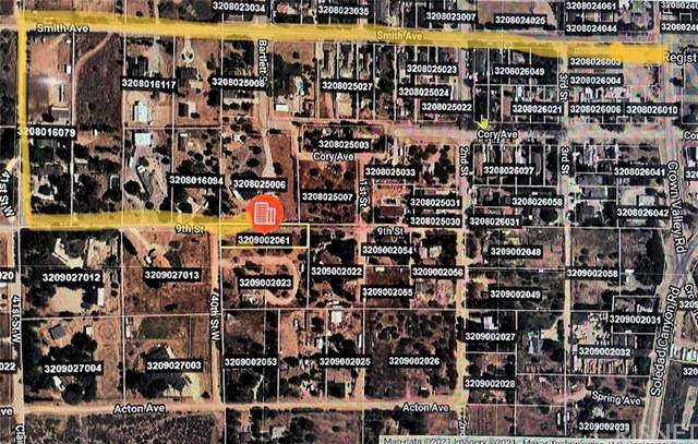0 Vac/9Th St/Vic 1st Street, Acton, CA 93510 (#SR21112428) :: The Marelly Group | Sentry Residential