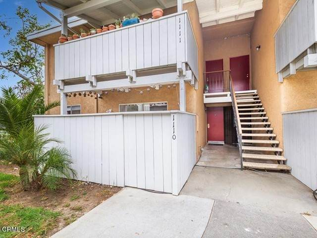 1300 Saratoga Avenue #1110, Ventura, CA 93003 (#V1-6146) :: Zember Realty Group