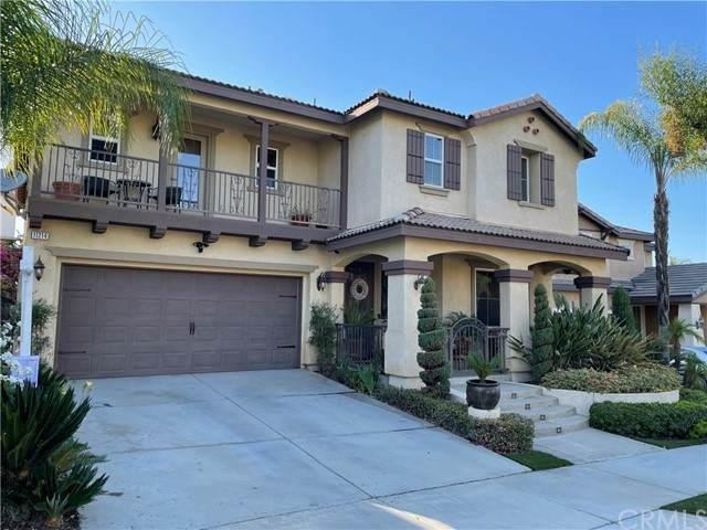 11214 Tesota Loop Street, Corona, CA 92883 (MLS #RS21110452) :: Desert Area Homes For Sale