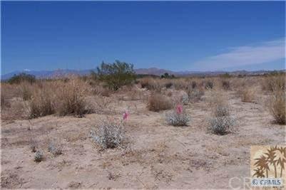 0 Near Cascade Rd, Joshua Tree, CA 92252 (MLS #PW21116717) :: Desert Area Homes For Sale
