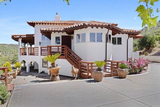 24485 Viejas Grade Road, Descanso, CA 91916 (#NDP2106113) :: Swack Real Estate Group   Keller Williams Realty Central Coast