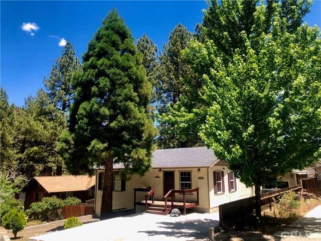 6273 Shamrock Drive, Wrightwood, CA 92397 (#CV21117005) :: Wahba Group Real Estate | Keller Williams Irvine