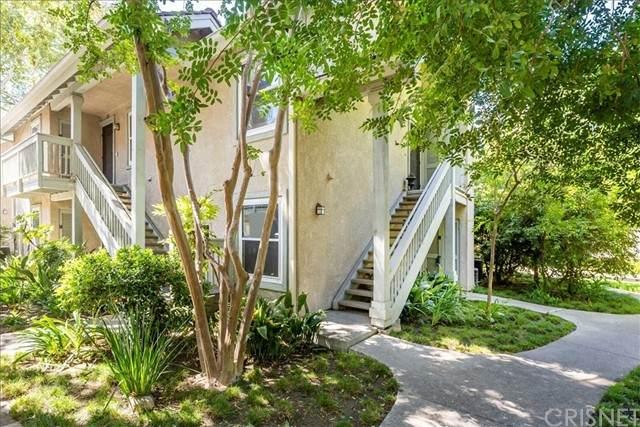 7050 Shoup Avenue #211, Canoga Park, CA 91303 (#SR21116682) :: RE/MAX Empire Properties